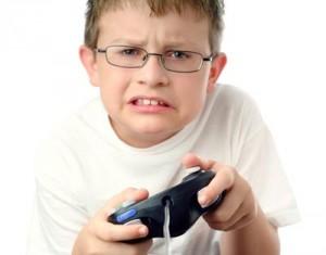 Дети и видеоигры