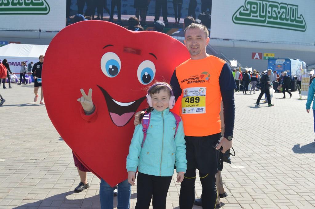 Казанский марафон 2016