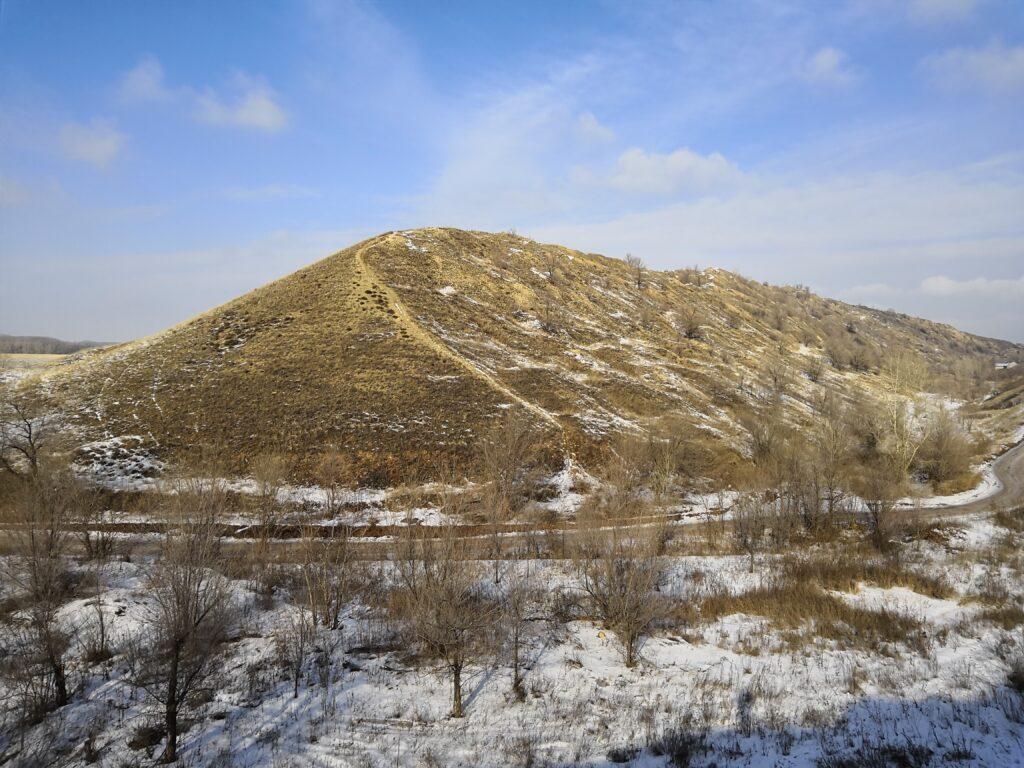 гора Гребенская