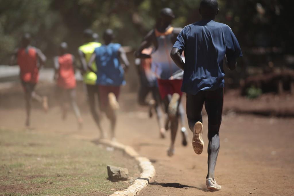 Бегуны Кении