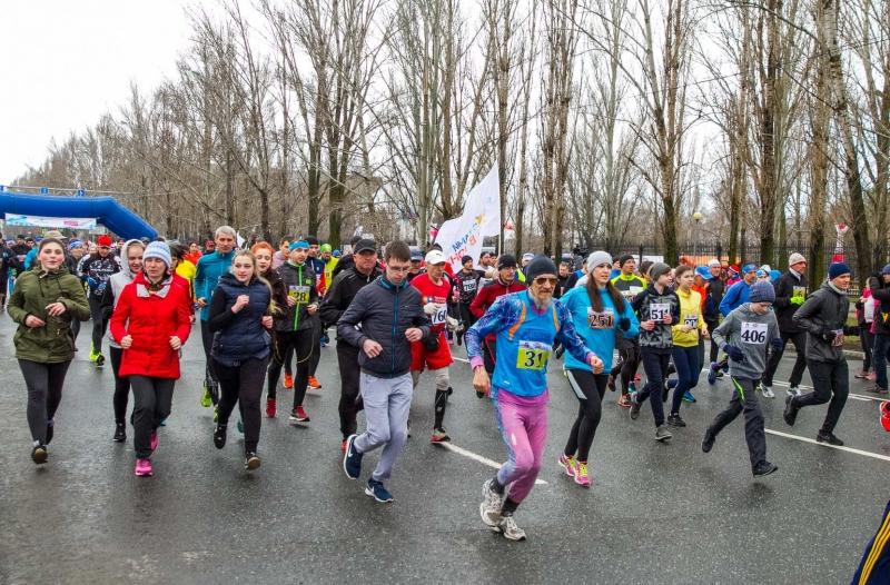марафон в г.Тольятти