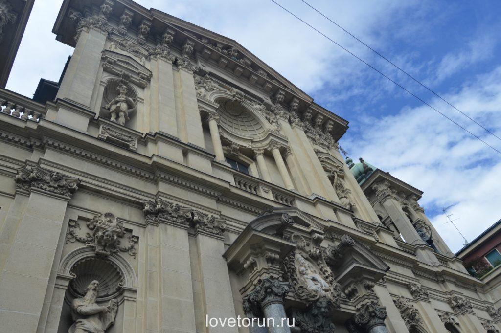 Архитектура Милана. Фото
