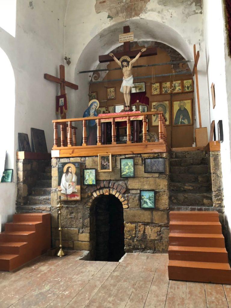 Голгофа - Малый Иерусалим