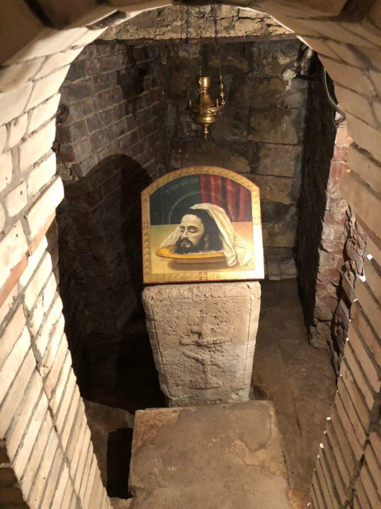 Икона в Малом Иерусалиме