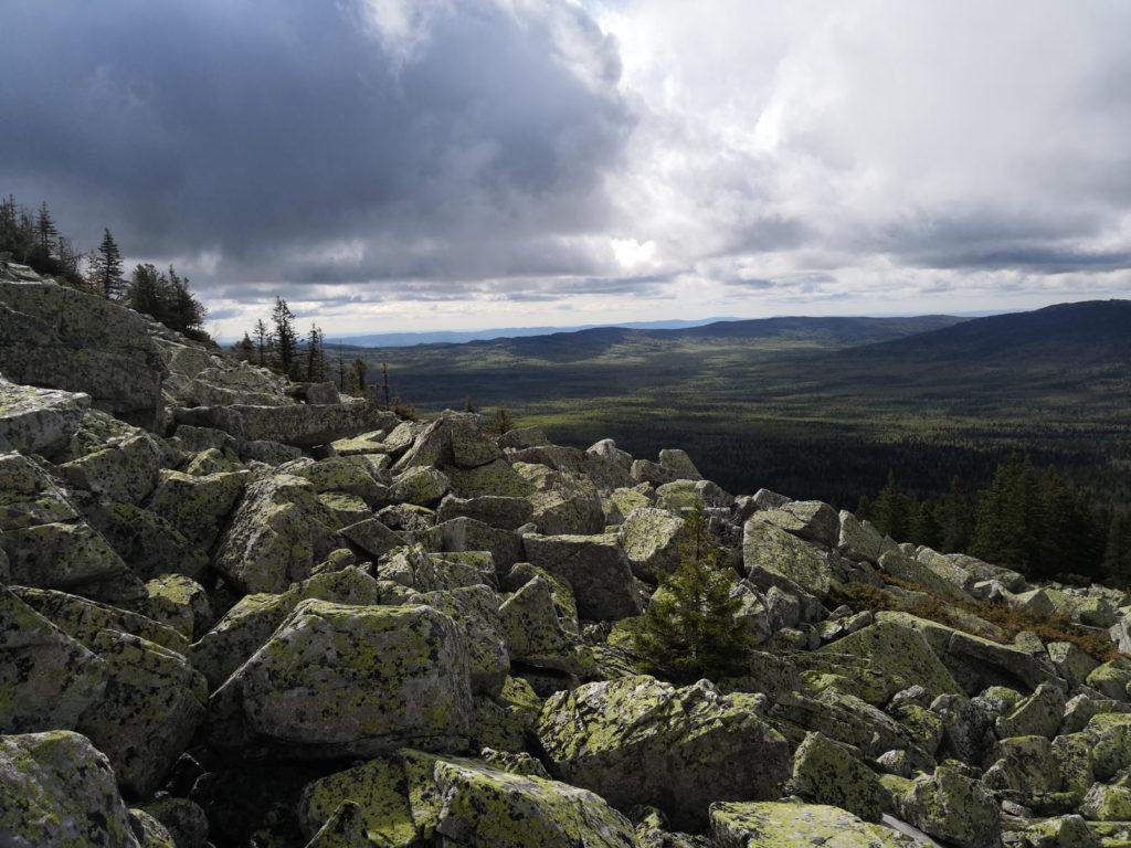 Уральские горы, Таганай