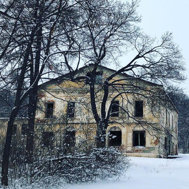 Усадьба Тимашевых, Ташла